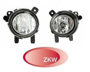 For BMW F30 228i 320i 335i 335i 428i 435i xDrive Pair of 2 Fog Lights ZKW Set