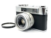 YASHICA MINISTER 3 Ⅲ  45mm 1:2.8 Rangefinder Film Camera From Japan