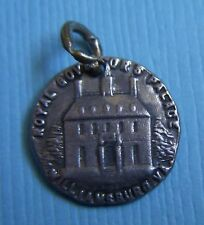 Vintage Royal Governor's Palace Colonial Williamsburg Virginia sterling charm