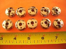 20 BOBBINS fits SINGER 66, 99, 99k, 185, 201, 201-2, 240, 241, 242 #172222