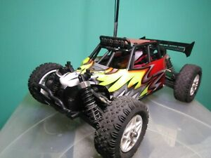 1/18 RTR Brushless Rc Buggy.