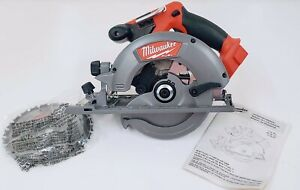 "Milwaukee 2730-20 M18 FUEL 6-1/2"" Circular Saw (Tool Only)"