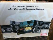 Schuco Das verrückte Paar von 1955, BMW Isetta, BMW 507 1:43