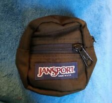 Mini Dark Brown Jansport Backpack for Doll or Bear