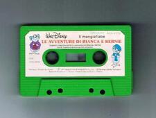 DISNEY - LE AVVENTURE DI BIANCA E BERNIE - STORIA MUSICA  DEL FILM - 1997  - MC