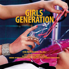 SNSD GIRLS' GENERATION [MR.MR.] 4th Mini Album CD+Photobook+Sticker K-POP SEALED
