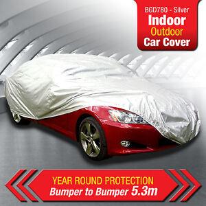AUTO Audi  A4 Allroad   5Door Wagon  BGD-780 Car Cover 5.3m