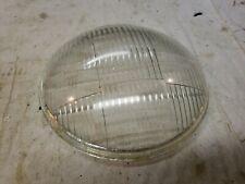 "Corcoran-Brown Stabilite headlamp headlight lens 8-1/8"" CB-354"
