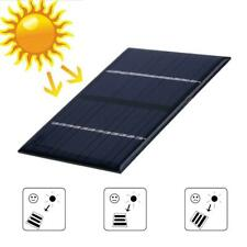 12V 1.5W Solar Panel Epoxy Polycrystalline Silicon DIY Battery Power Module