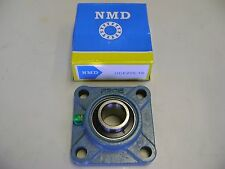 "NMD BRAND EXCELLENT QUALITY UCF205-16 1"" 4 BOLT FLANGE MOUNTED UNIT BEARING"