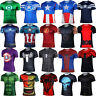 Marvel DC Comics Superhéroe Compresión Ciclismo Camiseta Deporte Gimnasio Jersey