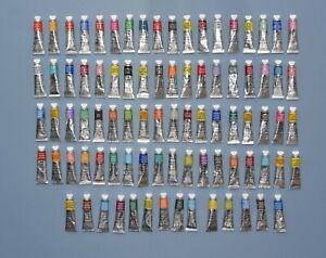Winsor & Newton Professional Watercolour Paints 5ml Tubes **83 UNIQUE COLOURS**