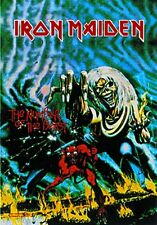IRON MAIDEN - NUMBER OF THE BEAST - FABRIC POSTER - 30x40 WALL HANGING - HFL0049