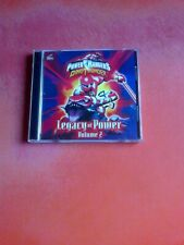 POWER RANGERS Legacy Of Power Volume 2 Video CD!