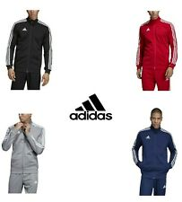 Adidas Men's Tiro 19 Track Suit Jacket & Pants Combo Sweatpants and Jacket Coat