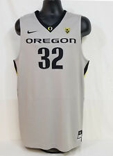 2012-2013 Oregon DUCKS TEAM ISSUED Nike BASKETBALL JERSEY   Men's 52 L +2