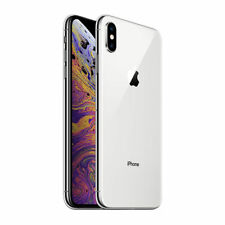 Apple iPhone XS Max 256GB  A2101 Silver Grado A/B  Usato Fatturabile