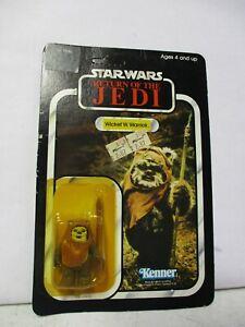 1983 Star Wars Return of the Jedi Wicket W. Warrick Lot 1