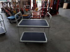 Double Platform Trollies, Great value from $160+Gst
