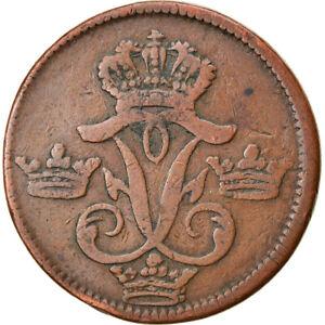 [#897560] Coin, Sweden, Frederick I, Ore, S.M., 1749, VF(30-35), Copper