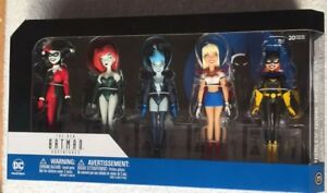 DC Collectables New Batman Adventures 'Girls Night Out' 5 Figure Set