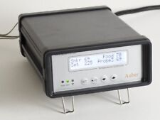 WIFI Electric Smoker Temperature Controller, One Wall-mount and Two Meat Probes