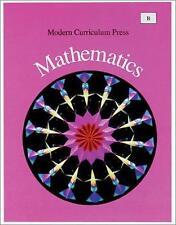 Modern Curriculum Press Mathematics Level B (MCP MATHEMATICS), Richard Monnard,