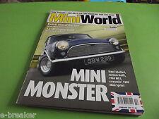 MINI WORLD MAGAZINE FEBRUARY 2001 #C6