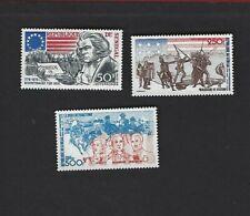 Senegal sc#430,C141-2 (1975-6) MNH