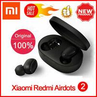 Xiaomi Redmi AirDots 2 Wireless Bluetooth 5,0 TWS Kopfhörer Wireless Stereo ♋☮