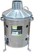Galvanised Mini Incinerator (15L) Draper 53250