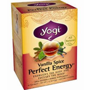 Vanilla Spice Perfect Energy 16 bags, 1.12 oz (32 g)