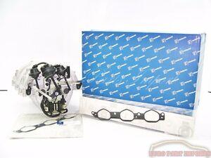 Mercedes-Benz Pierburg Intake Manifold Assembly + Intake Gasket Set Kit 70024633