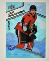 2019-20 ICE Base Ice Premieres Level 4 #75 Max Veronneau RC /999 Ottawa Senators