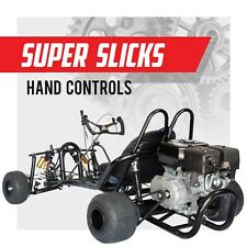 HAR270SS ✸ Petrol powered Off road buggy ✸ Super slicks w/ Hand control Ride on