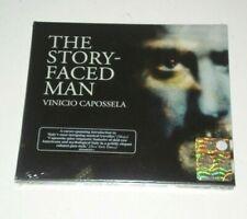 VINICIO CAPOSSELA - THE STORY-FACED MAN - DIGIPAK - 2010 - NUOVO! SIGILLATO! DP1