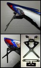 Portatarga Regolabile Suzuki GSX-R GSX R GSXR K8 K9 600-750