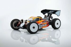 Kyosho INFERNO MP10E 1/8 4WD RC EP Brushless Racing Buggy Kit 34110B Bausatz
