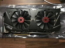 ASUS NVIDIA GeForce GTX 980 (4096 MB) (STRIX-GTX980-DC2OC-4 GD5) Graphics Card
