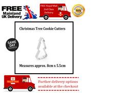Arbre de Noël Cookie Cutter. Parfait pour les cookies, biscuits et décoration gâteau!