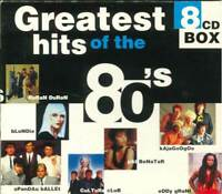 GREATEST HITS OF THE 80's - 8CD-Box