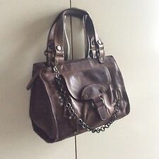 MINI BORSA BORSETTA LIU JO vera pelle BAULETTO Womens Mini HANDBAG real leather