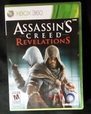 Assassins Creed Revelations Xbox 360 - US Seller