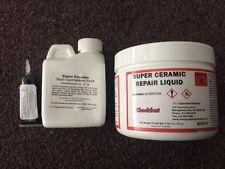ITW Chockfast Super Ceramic Repair Kit. 3 Piece Kit