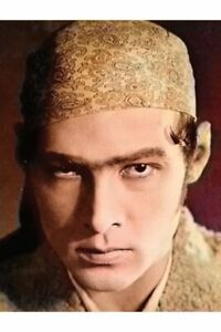 POSTCARD Print / Rudolph Valentino in Blood and Sand, 1922
