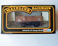 Mainline BR Brown 5 Plank Wagon Boxed New