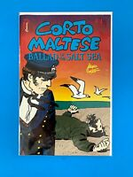 CORTO MALTESE BALLAD OF THE SALT SEA #4 NBM COMICS 1996 VF/NM