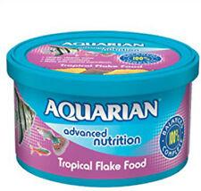 Aquarian Goldfish Flake Fish Food 25g 5010394996723