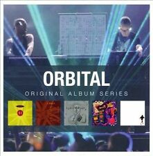 Original Album Series [Box] by Orbital (CD, Aug-2011, 5 Discs, Rhino (Label))