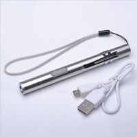USB Rechargeable LED Flashlight High-quality Powerful Mini Cree LED Torch XML Wa